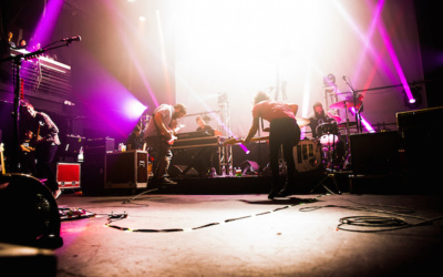 manchester orchestra, tigers jaw, foxing at terminal 5