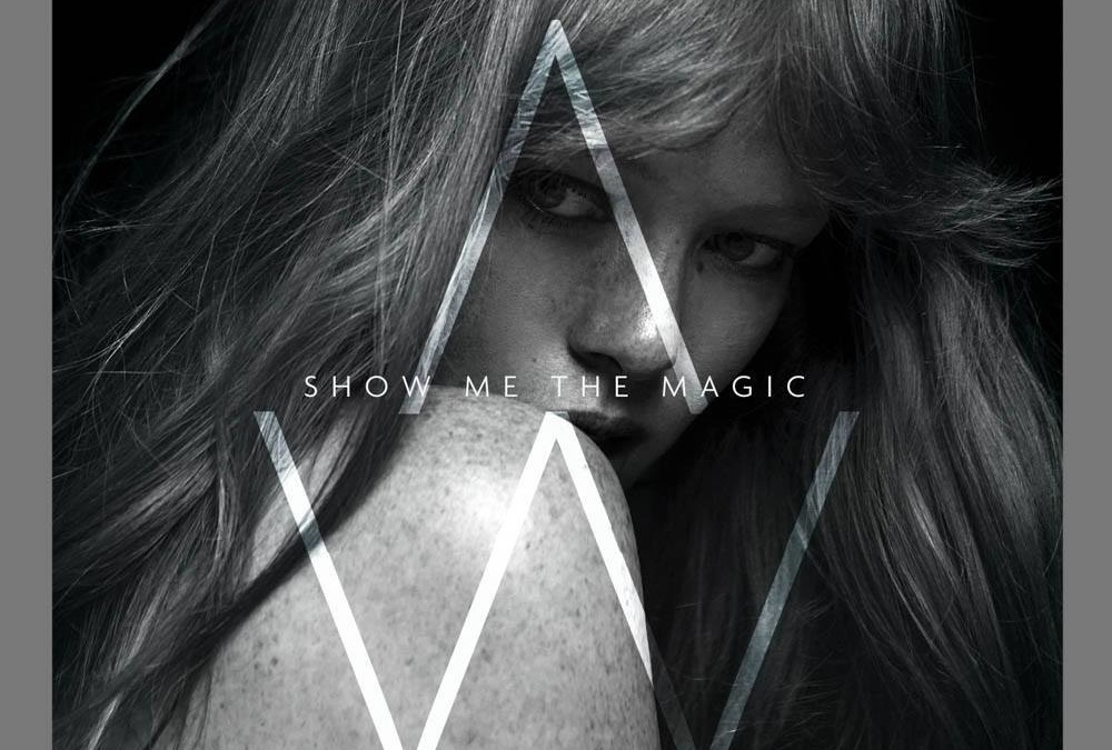 "aja warren, ""show me the magic"""