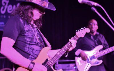 anthony gomes @ winter blues fest