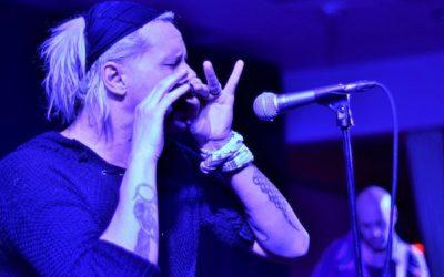 jason ricci & the bad kind @ winter blues fest