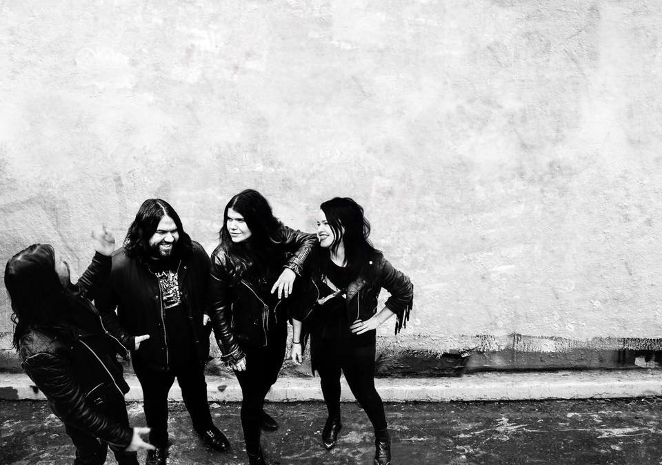 "the magic numbers release ""the sweet divide"" music video"